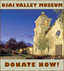 ojai valley museum - donate now