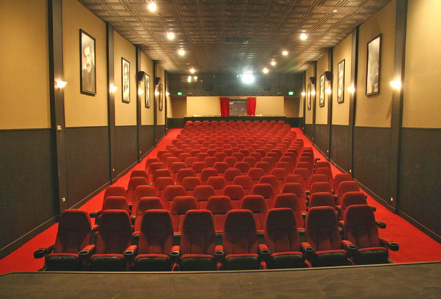 Alfa Img Showing Movie Theater Interior