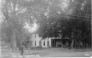 The Ojai Inn.
