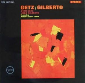 Getz/Gilberto, 1964