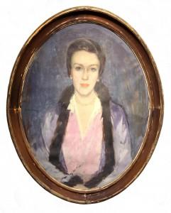 Connie Wash, circa 1920.
