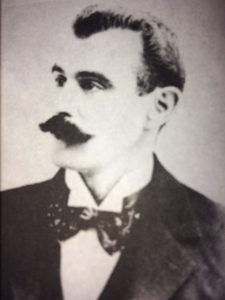 Don Fernando Tico circa 1840, a decade after he settled in Ojai. (photo courtesy of Juanita Rodriguez Callendar, who is a direct descendant of the Tico family, and OVM)