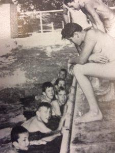 All Ojai children learn to swim.